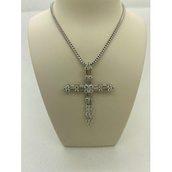 3.50CT Cross Pendant