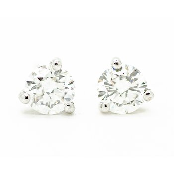 0.80ct Lab Grown Diamond Studs