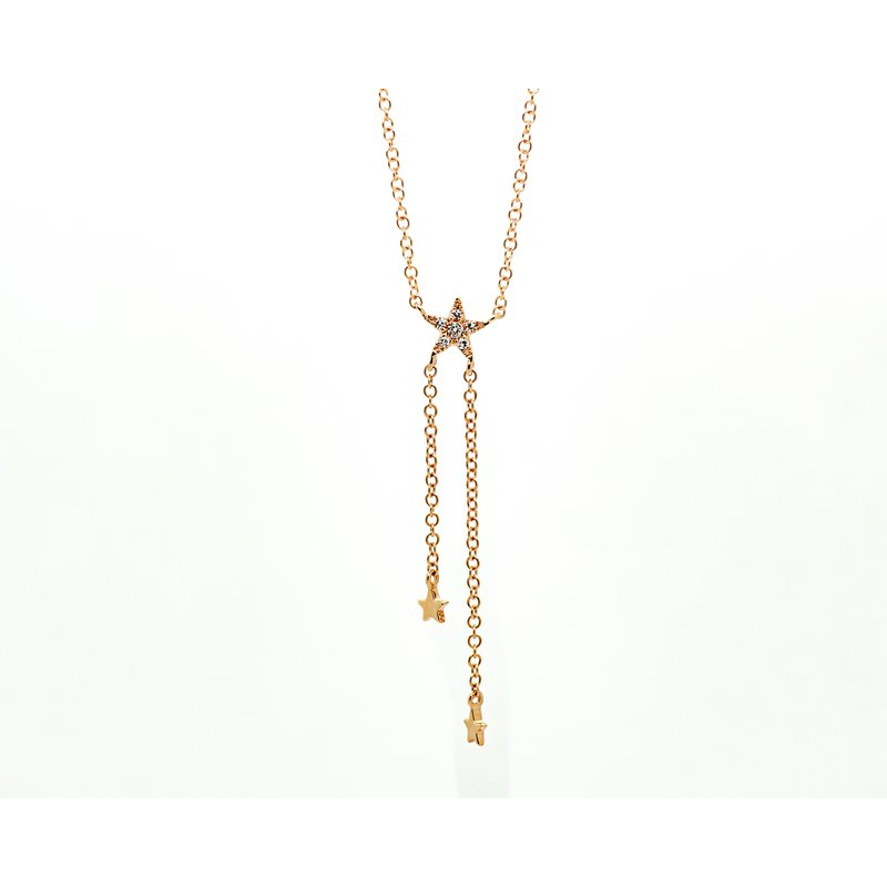 Jewelry Couture Exclusives Starlight Diamond Necklace
