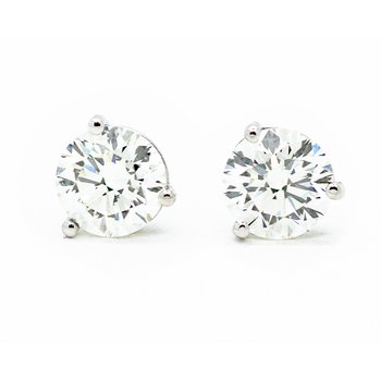 1.48ct Lab Grown Diamond Studs