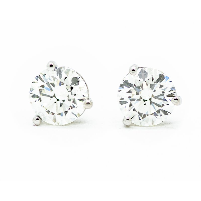 Jewelry Couture Exclusives 1.48ct Lab Grown Diamond Studs