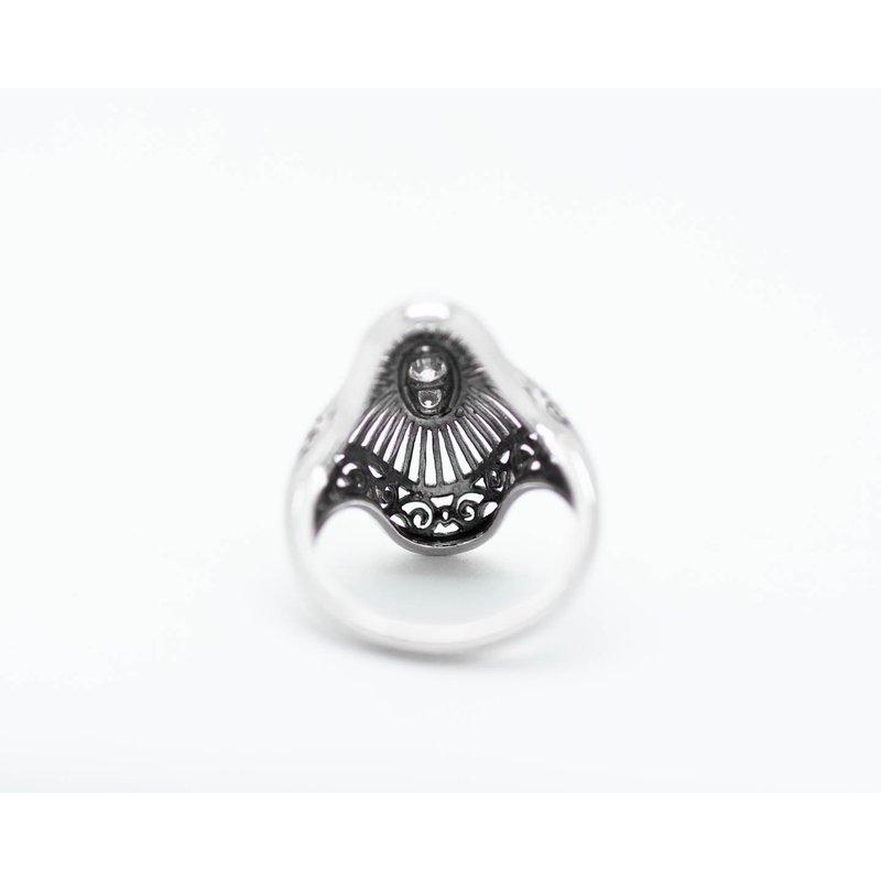 Estate Jewelry Vintage Diamond Statement Ring