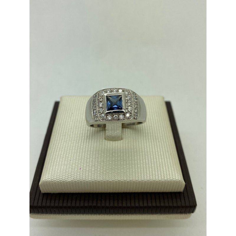 Jewelry Couture Exclusives The Sapphire Prince Ring