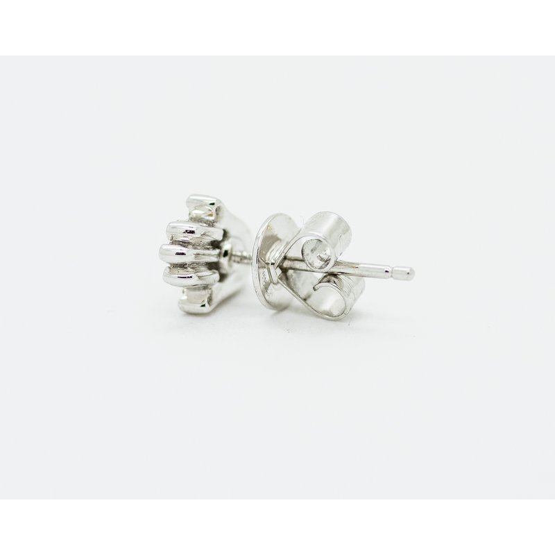 Jewelry Couture Exclusives Hand of Fatima Diamond Studs