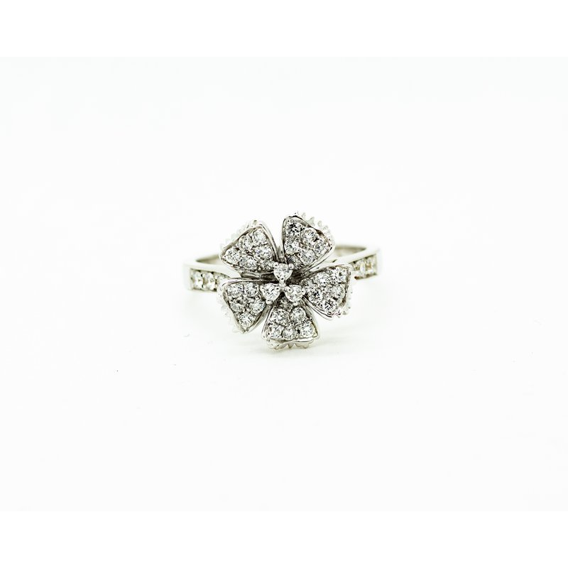 Jewelry Couture Exclusives Blossom Diamond Ring