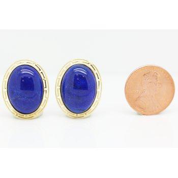 Lapis Earrings