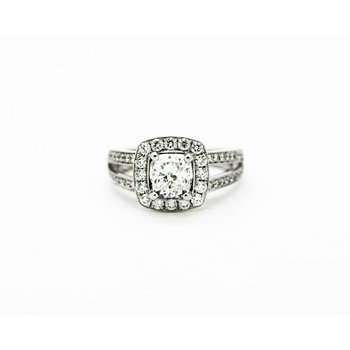 EGL Certified Diamond Engagement Ring
