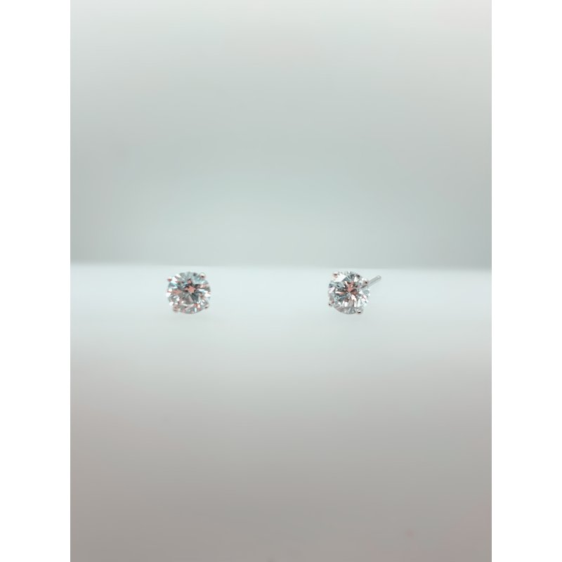 Jewelry Couture Exclusives 1.21ct Lab Grown Diamond Studs