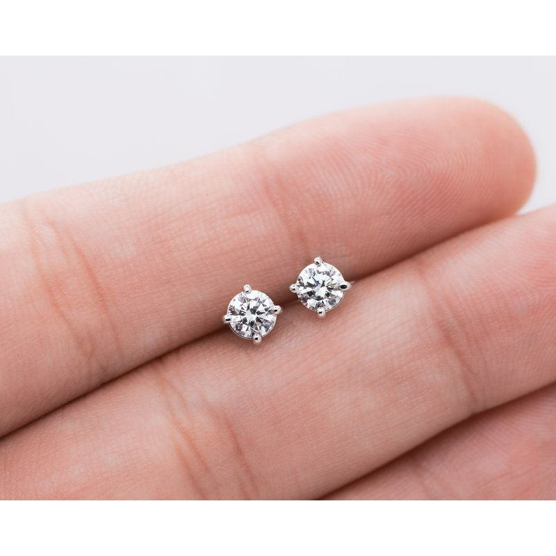 Jewelry Couture Exclusives 0.51ct Lab Grown Diamond Studs