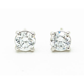 0.51ct Lab Grown Diamond Studs