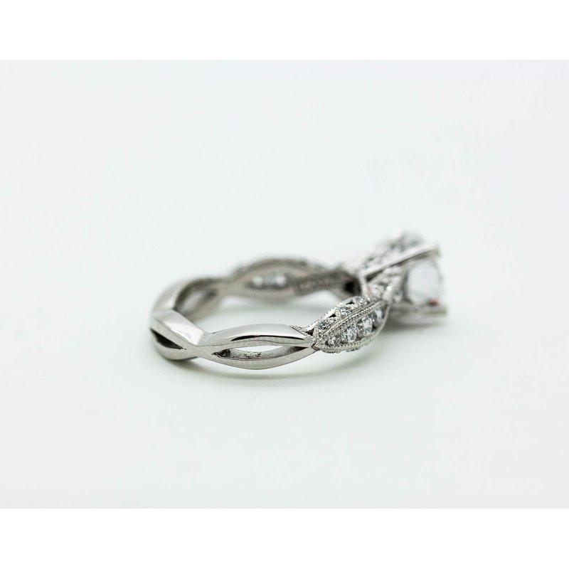 Estate Jewelry Pre-Loved Tacori CZ Ring