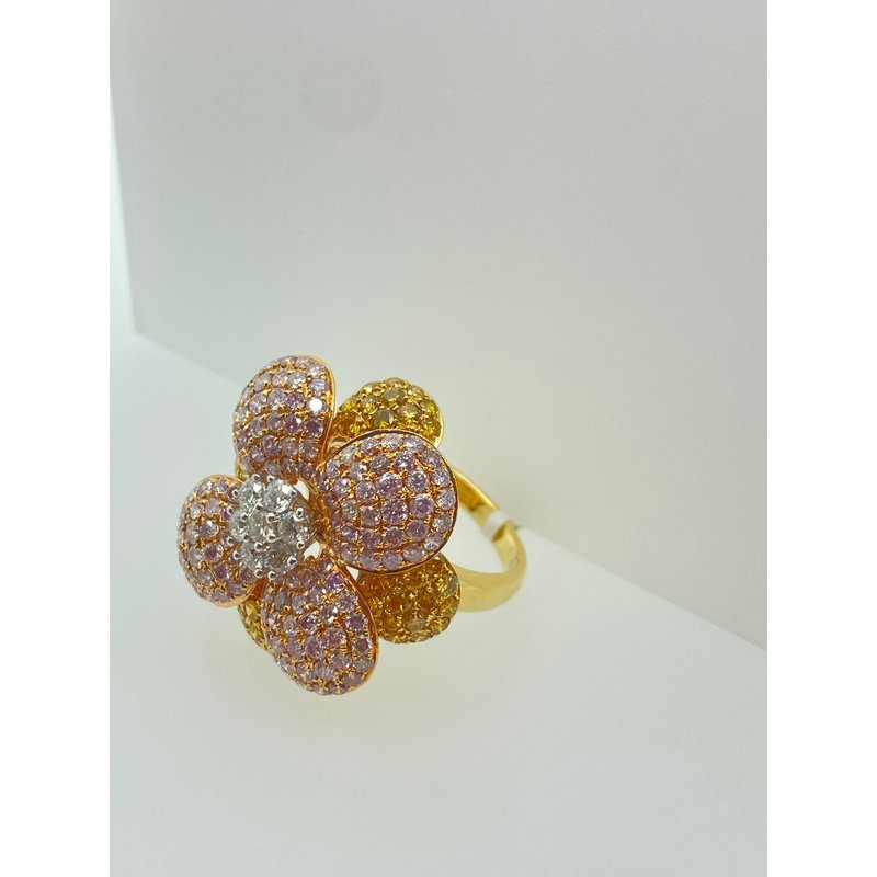 Jewelry Couture Exclusives Diamond Blossom Ring