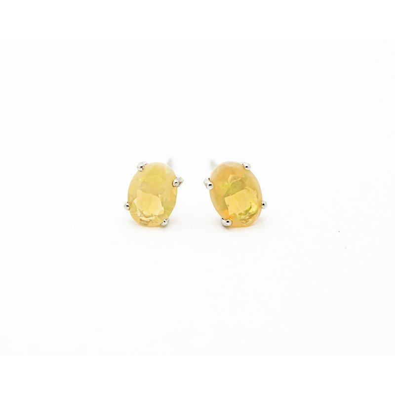Jewelry Couture Exclusives Ethiopian Opal Studs