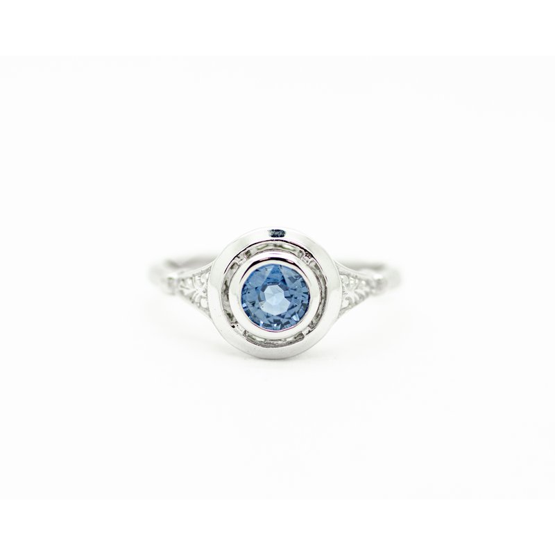 Jewelry Couture Exclusives Sapphire Signet Style Ring