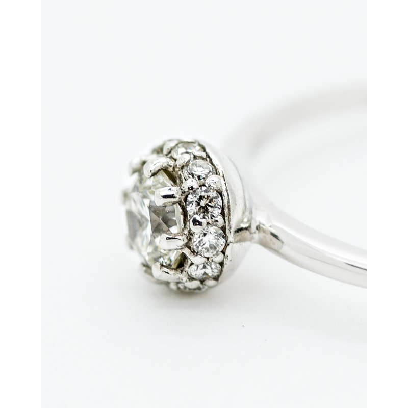 Jewelry Couture Exclusives Diamond Gallery Engagement Ring