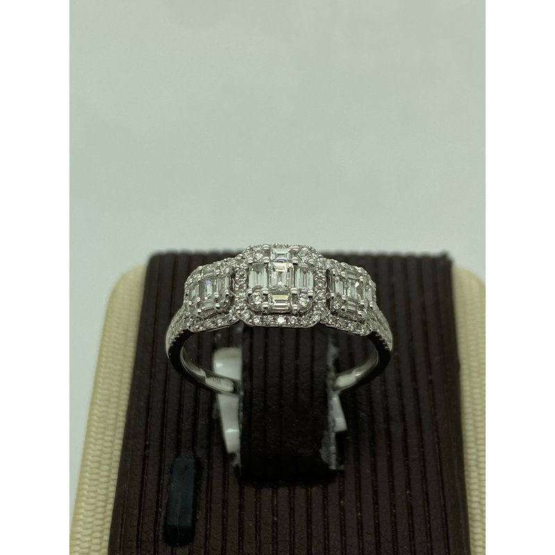 Jewelry Couture Exclusives .58CT Diamond Engagement Ring