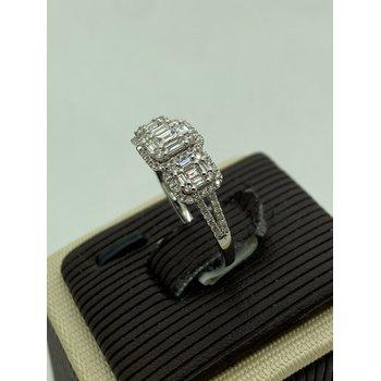 .58CT Diamond Engagement Ring
