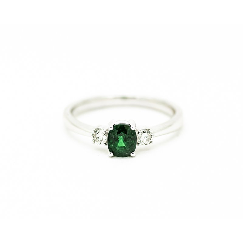 Jewelry Couture Exclusives Tsavorite Birthstone Ring