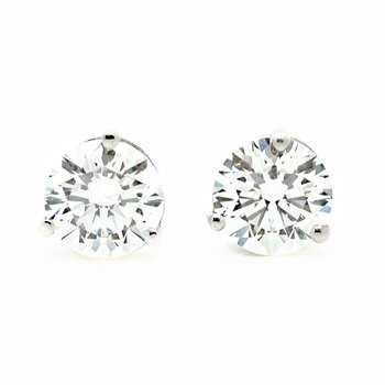 1.43ct Lab Grown Diamond Studs