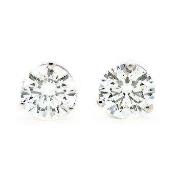 1.43ct Lab Grown Diamond Studs