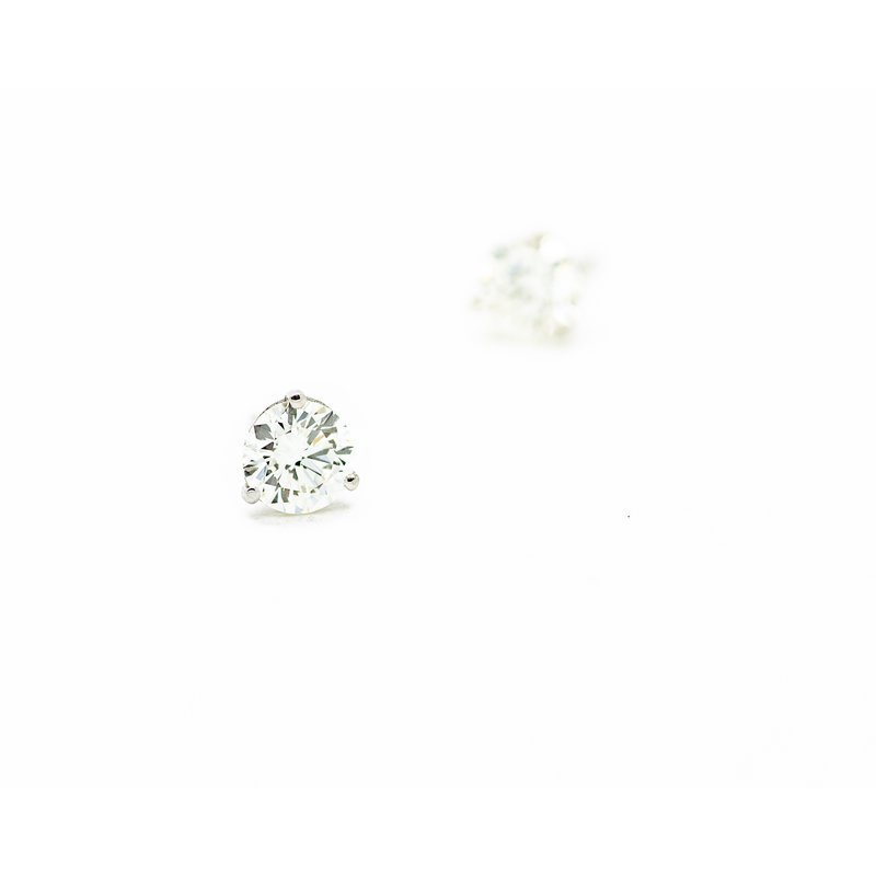 Jewelry Couture Exclusives 1.43ct Lab Grown Diamond Studs