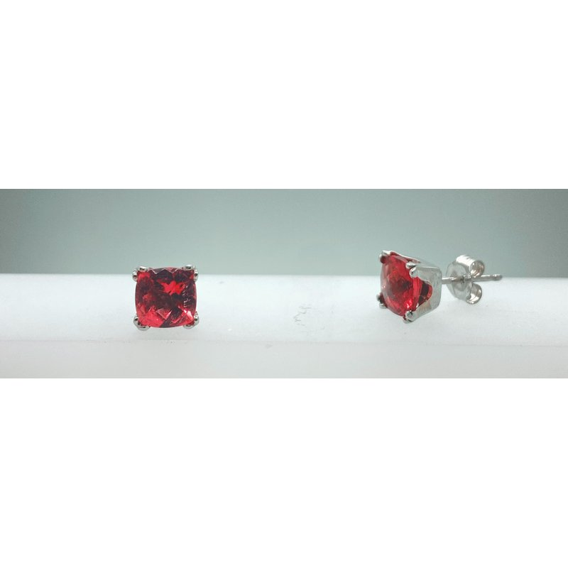 Jewelry Couture Exclusives Pink Tourmaline Studs
