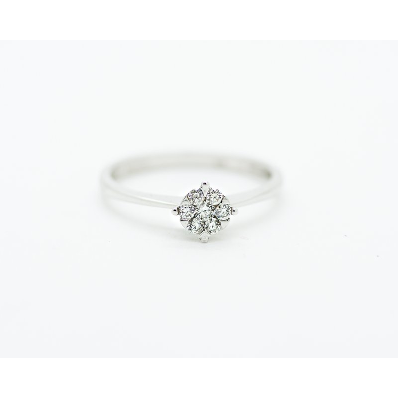 Jewelry Couture Exclusives Hidden Flower Diamond Ring
