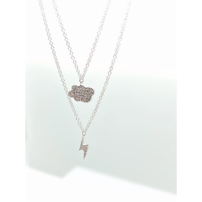 Jewelry Couture Exclusives Lightning and Thunder Necklace