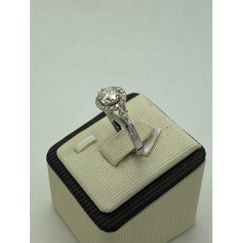 1.03CT Diamond Engagement Ring