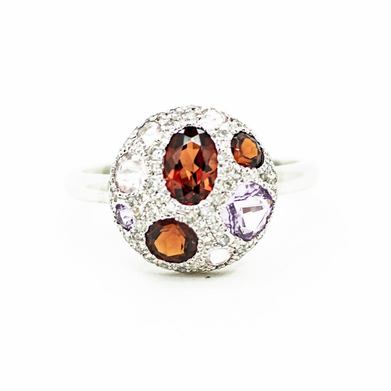 Jewelry Couture Exclusives Confetti Gemstone Ring