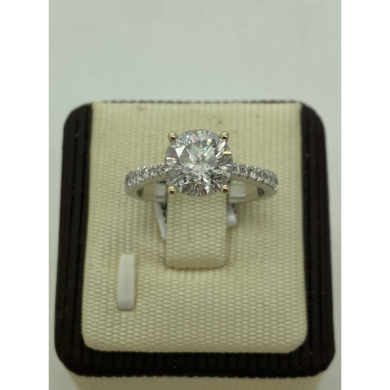 Jewelry Couture Exclusives 2.49CT Brilliant Cut Engagement Ring