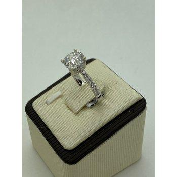 2.49CT Brilliant Cut Engagement Ring