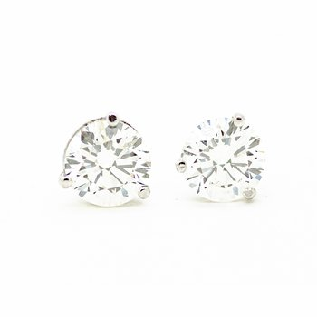 1.73ct Lab Grown Diamond Studs