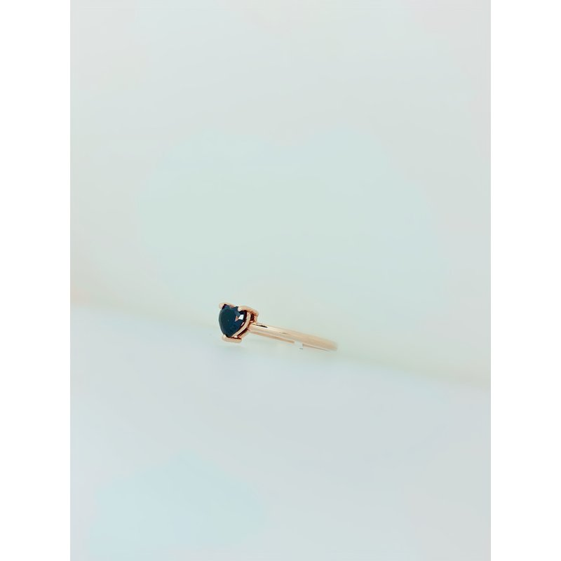 Jewelry Couture Exclusives Sapphire Heart Ring