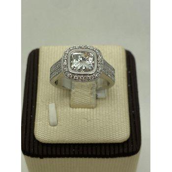 1.50CT Diamond Engagement Ring
