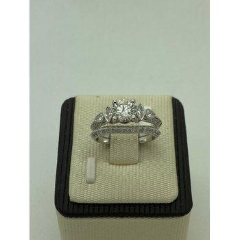 Gorgeous Diamond Engagement Set