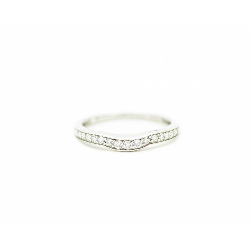 Jewelry Couture Exclusives Delicate Round Diamond Bridal Set