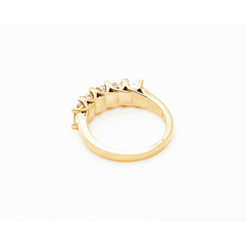 Jewelry Couture Exclusives Baguette Diamond Ring