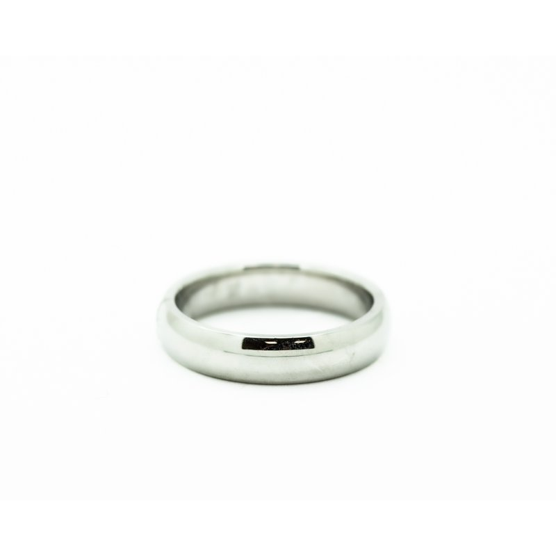 Jewelry Couture Exclusives 5mm Cobalt Wedding Band