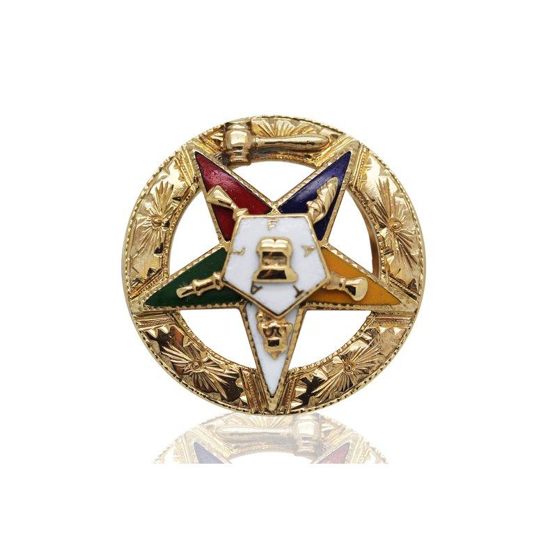 Estate Jewelry Masonic Ring