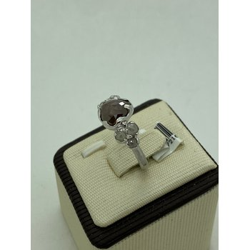 2.33CT Raw Diamond Ring