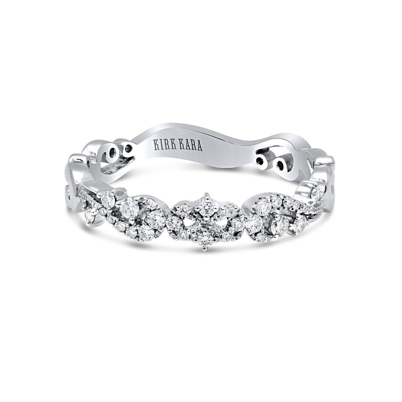 Artisan Milgain Diamond Wedding Band