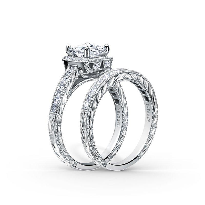 Award Winning Halo Diamond Engagement Ring