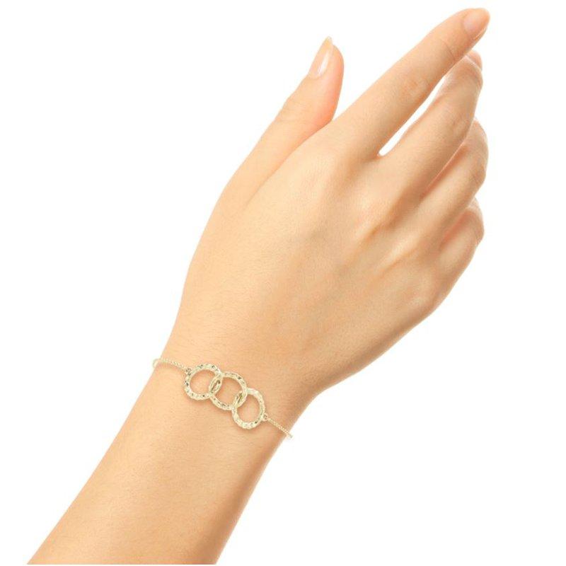 Barbela Design Gold Thompson Bracelet
