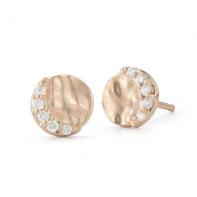 Barbela Design Diamond Jeanie Earrings
