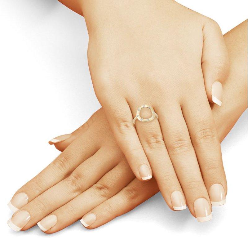 Barbela Design Diamond Whitney Ring