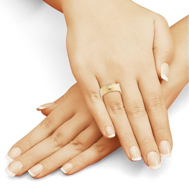 Barbela Design Diamond Piper Ring