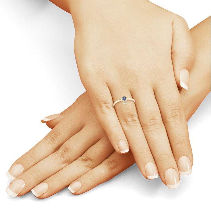 Barbela Design Sapphire Prima Ring