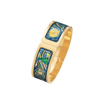 FreyWille Van Gogh klappreifen regina bangle, size M. Available at our Halifax store.
