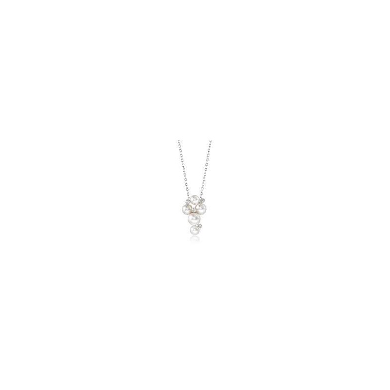 Mikimoto Pearl Bubbles Pendant Necklace. Available at our Halifax Store.